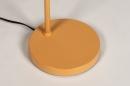 Vloerlamp 14134: design, modern, metaal, geel #8