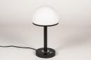 Tafellamp 14145: modern, retro, eigentijds klassiek, glas #1