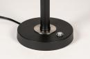 Tafellamp 14145: modern, retro, art deco, glas #5