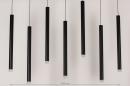 Hanglamp 14161: design, modern, kunststof, metaal #1