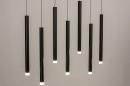 Hanglamp 14161: design, modern, kunststof, metaal #4