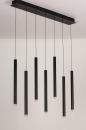 Hanglamp 14161: design, modern, kunststof, metaal #6