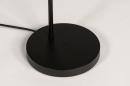 Vloerlamp 14162: modern, retro, eigentijds klassiek, metaal #9
