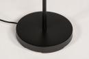Vloerlamp 14164: modern, retro, metaal, zwart #12