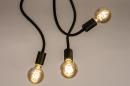 Plafondlamp 14166: industrie, look, modern, metaal #5