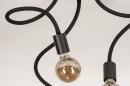 Plafondlamp 14166: industrie, look, modern, metaal #7