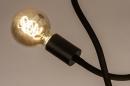 Plafondlamp 14166: industrie, look, modern, metaal #8