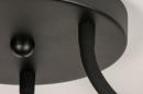 Plafondlamp 14166: industrie, look, modern, metaal #9