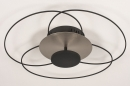 Plafondlamp 14169: modern, klassiek, eigentijds klassiek, metaal #5