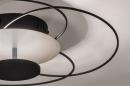 Plafondlamp 14169: modern, klassiek, eigentijds klassiek, metaal #7