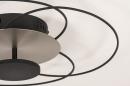 Plafondlamp 14169: modern, klassiek, eigentijds klassiek, metaal #8