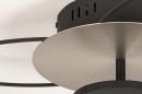 Plafondlamp 14169: modern, klassiek, eigentijds klassiek, metaal #9