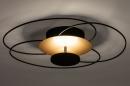 Plafondlamp 14170: landelijk, rustiek, modern, klassiek #3