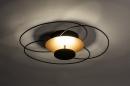 Plafondlamp 14170: landelijk, rustiek, modern, klassiek #4