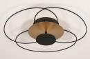 Plafondlamp 14170: landelijk, rustiek, modern, klassiek #5