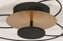Plafondlamp 14170: landelijk, rustiek, modern, klassiek #6