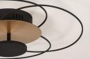 Plafondlamp 14170: landelijk, rustiek, modern, klassiek #7