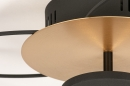 Plafondlamp 14170: landelijk, rustiek, modern, klassiek #8