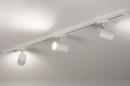 Railspot 14171: modern, metaal, wit, mat #11