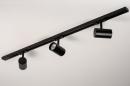 Railspot 14172: modern, metaal, zwart, mat #12