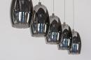 Hanglamp 14176: design, modern, eigentijds klassiek, glas #10