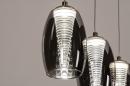 Hanglamp 14176: design, modern, eigentijds klassiek, glas #11