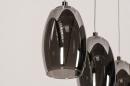 Hanglamp 14176: design, modern, eigentijds klassiek, glas #12