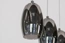 Hanglamp 14176: design, modern, eigentijds klassiek, glas #14