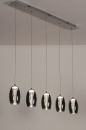Hanglamp 14176: design, modern, eigentijds klassiek, glas #2