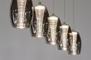 Hanglamp 14176: design, modern, eigentijds klassiek, glas #4