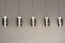 Hanglamp 14176: design, modern, eigentijds klassiek, glas #6