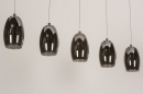 Hanglamp 14176: design, modern, eigentijds klassiek, glas #8