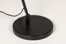 Tafellamp 14180: design, modern, metaal, zwart #9