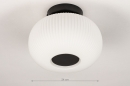 Plafondlamp 14200: modern, retro, eigentijds klassiek, art deco #1