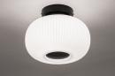 Plafondlamp 14200: modern, retro, eigentijds klassiek, art deco #3