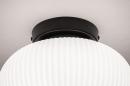 Plafondlamp 14200: modern, retro, eigentijds klassiek, art deco #6