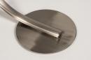 Vloerlamp 14201: design, modern, staal rvs, kunststof #10