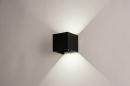 Wandlamp 14203: design, modern, aluminium, metaal #2