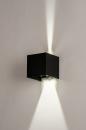 Wandlamp 14203: design, modern, aluminium, metaal #5