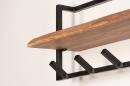 Garderobe 14212: Industrielook, laendlich rustikal, modern, coole Lampen grob #4