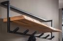 Garderobe 14212: Industrielook, laendlich rustikal, modern, coole Lampen grob #8