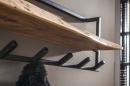 Garderobe 14212: Industrielook, laendlich rustikal, modern, coole Lampen grob #9