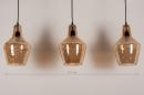 Hanglamp 14216: industrie, look, landelijk, rustiek #1