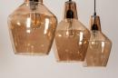 Hanglamp 14216: industrie, look, landelijk, rustiek #10