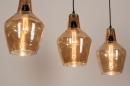 Hanglamp 14216: industrie, look, landelijk, rustiek #4