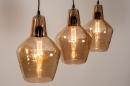 Hanglamp 14216: industrie, look, landelijk, rustiek #5