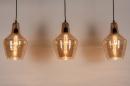 Hanglamp 14216: industrie, look, landelijk, rustiek #6