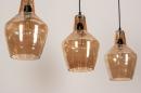 Hanglamp 14216: industrie, look, landelijk, rustiek #9