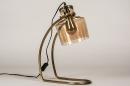 Tafellamp 14217: industrie, look, landelijk, rustiek #5