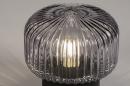 Tafellamp 14266: modern, retro, art deco, glas #3
